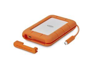 LaCie rugged ekstern harddisk