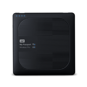 Western-Digital My Passport Pro ekstern harddisk