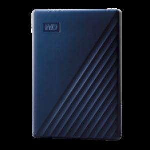 MyPassport WD ekstern harddisk